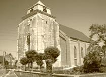 Eglise N D de la Visitation Bertry