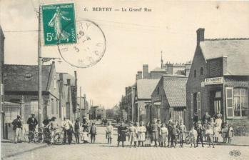La grand rue bertry