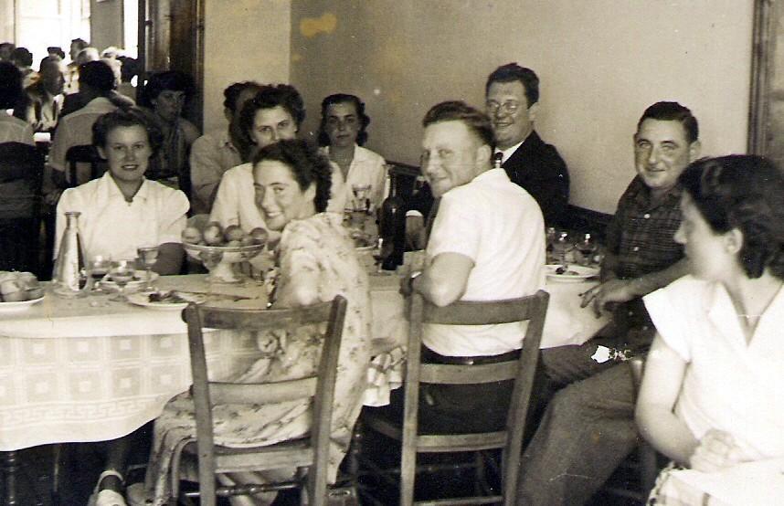Le pouligen 1953