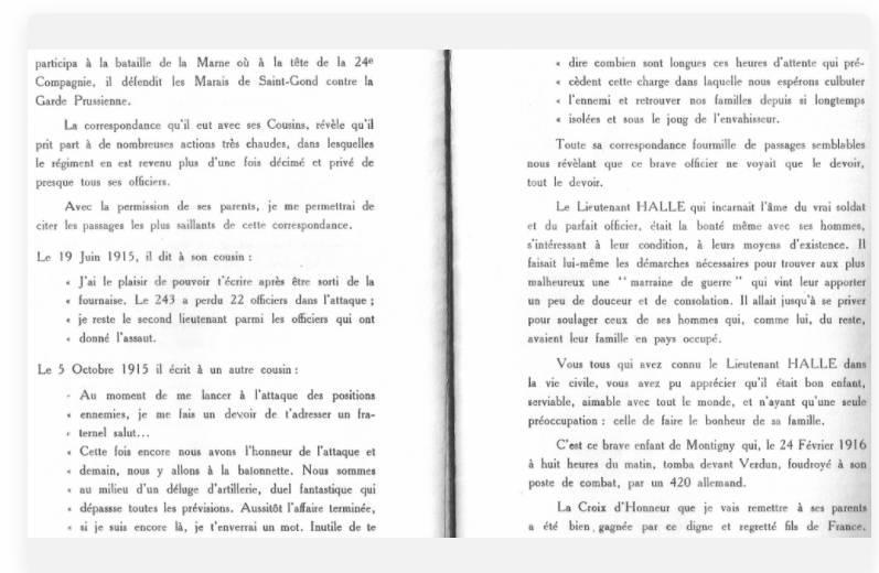 Legion d honneur 1925 halle eugene3