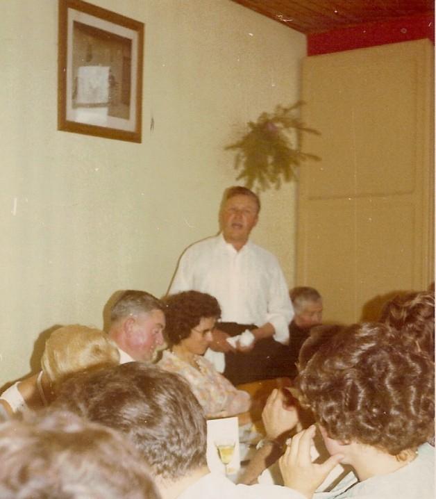 Leon chante mariage jean jfrancois 1971