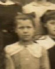 Louise Ramette enfant