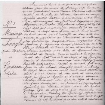 M lenglet nicolas x gadeau 1845