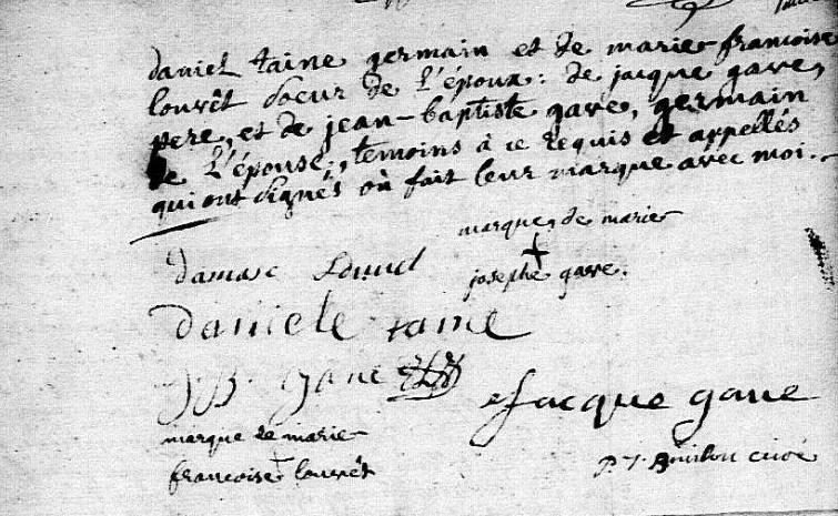 M louvet damas x gave 1746 suite