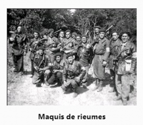 Maquis rieumes
