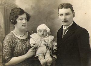 Marc gabrielle et adolphe 1924