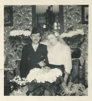 Mariage claudette