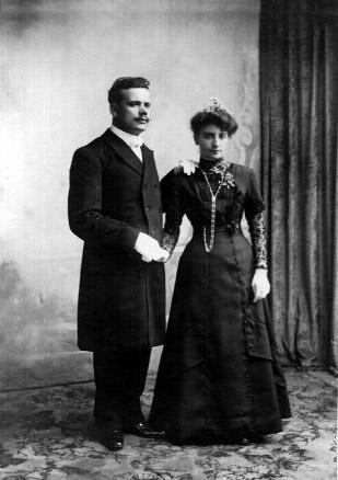 Mariage jules fruit x celeste adolphine basquin