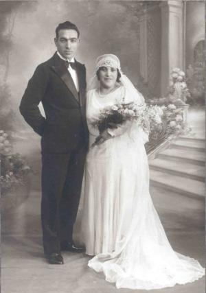 Mariage Nissim et Sarah
