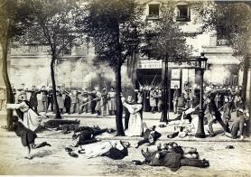 Massacre des dominicainse 25 mai 1871