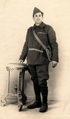 Michel michon soldat