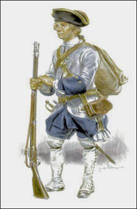 Militaire ancien regime
