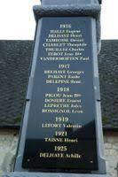 Montigny monument mort lefort valentin