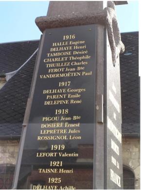 Monument montigny
