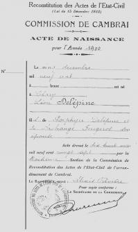 N delepine leon 1900