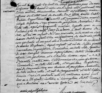 N lenglet nicolas ildefonse 1818