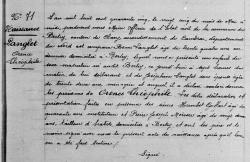 N orence lenglet 1845