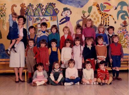 Photo classe maternelle 2 cedric