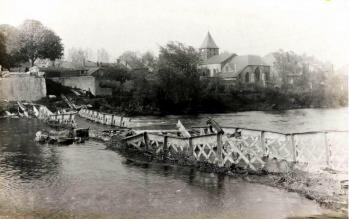 Pont de warcq