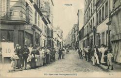 Reu des panoyaux vers 1900