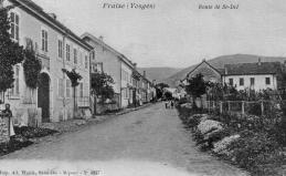 Rue de st die a fraize