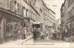 Rue des amandiers