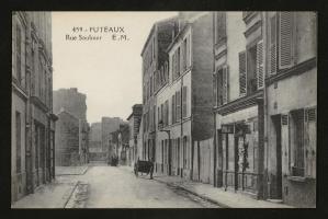 Rue saulnier