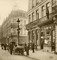 Angle rue Solférino et rue Massena