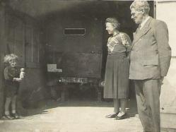 Eugène, Marie Antoinette et Marc