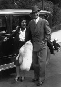 Yvonne vallee maurice chevalier 1929