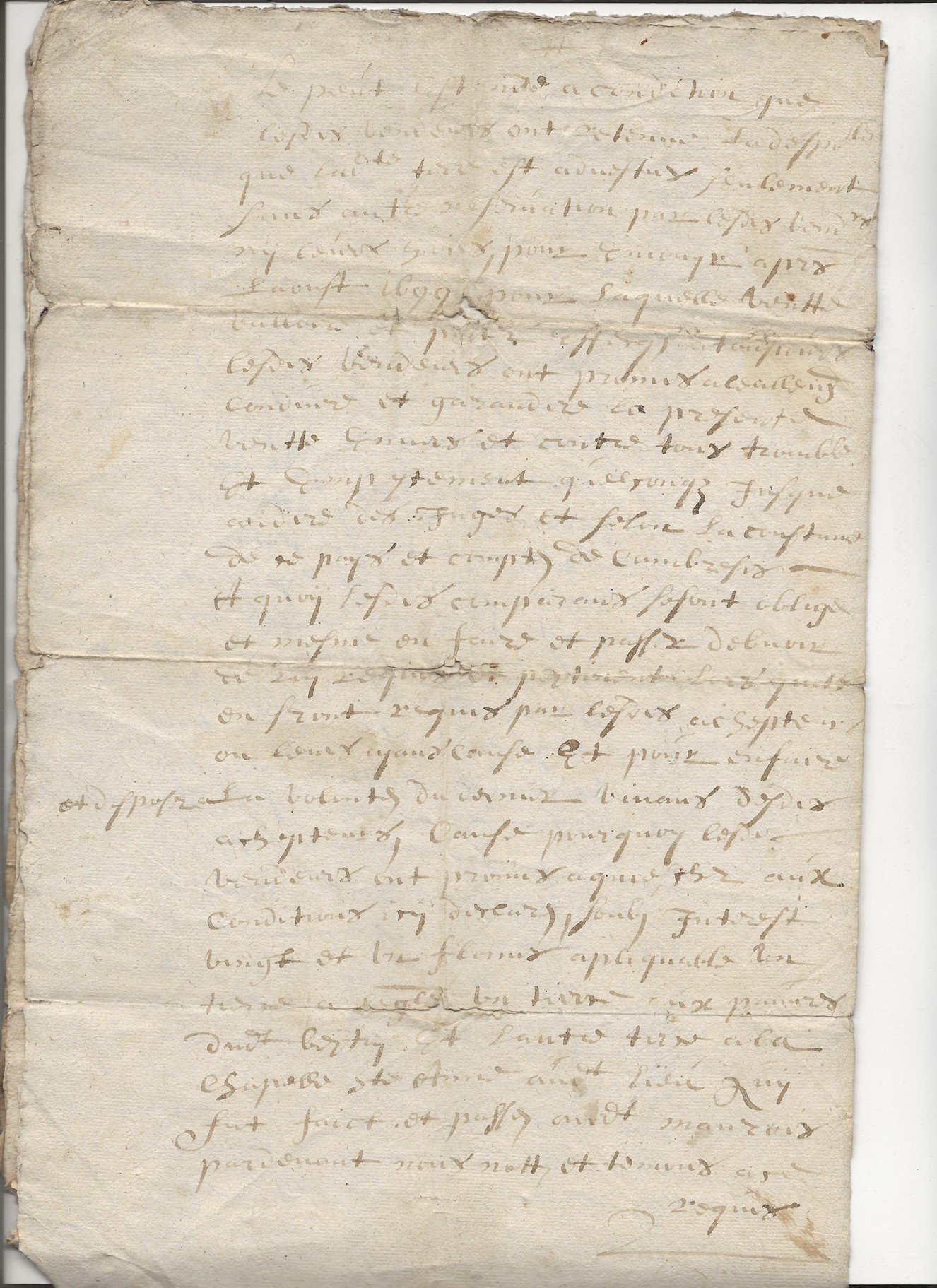 1697 acte concernant jean pruvot 5