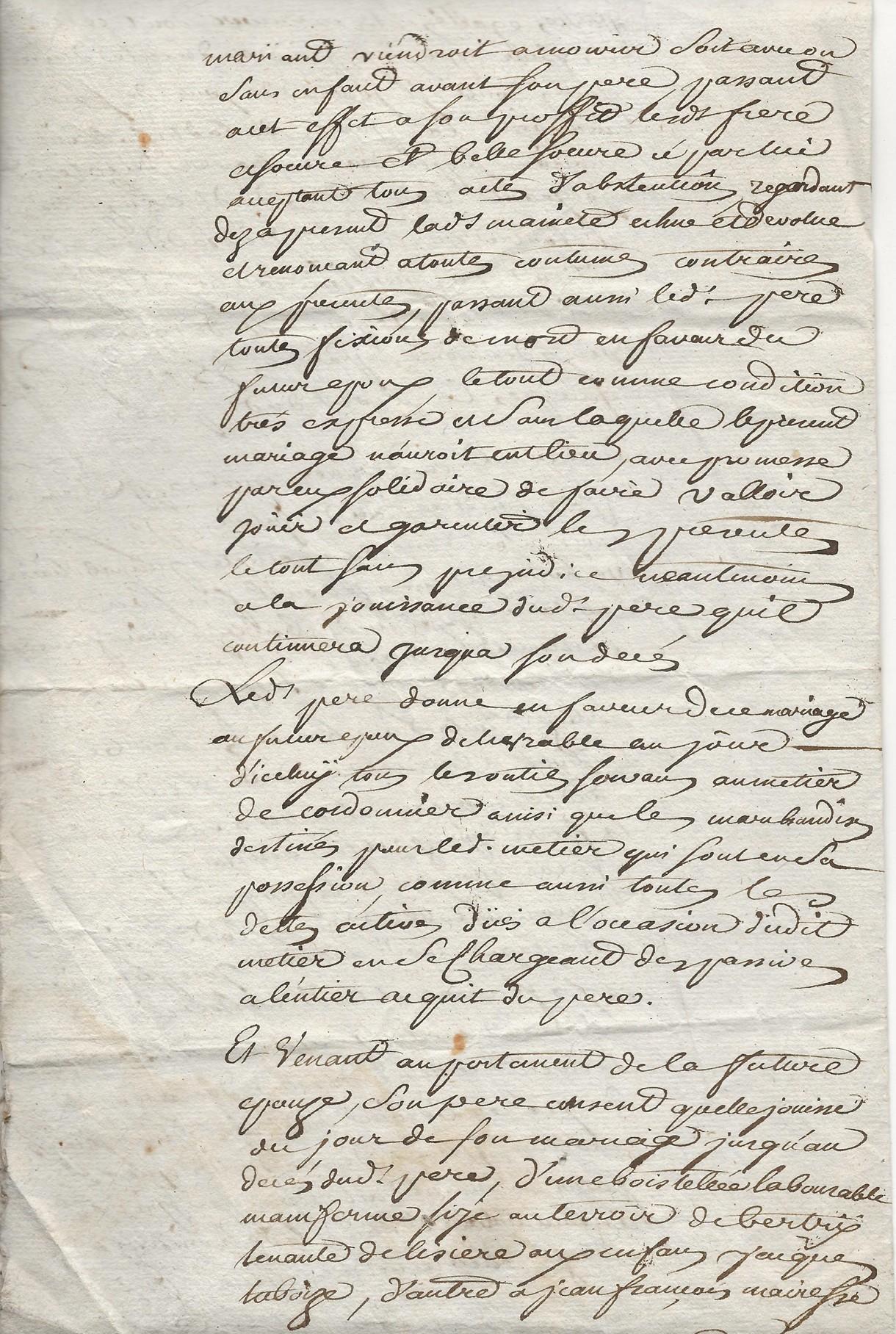 1772 acte partiel moriau jean guislain avec taine jeanne catherine 2