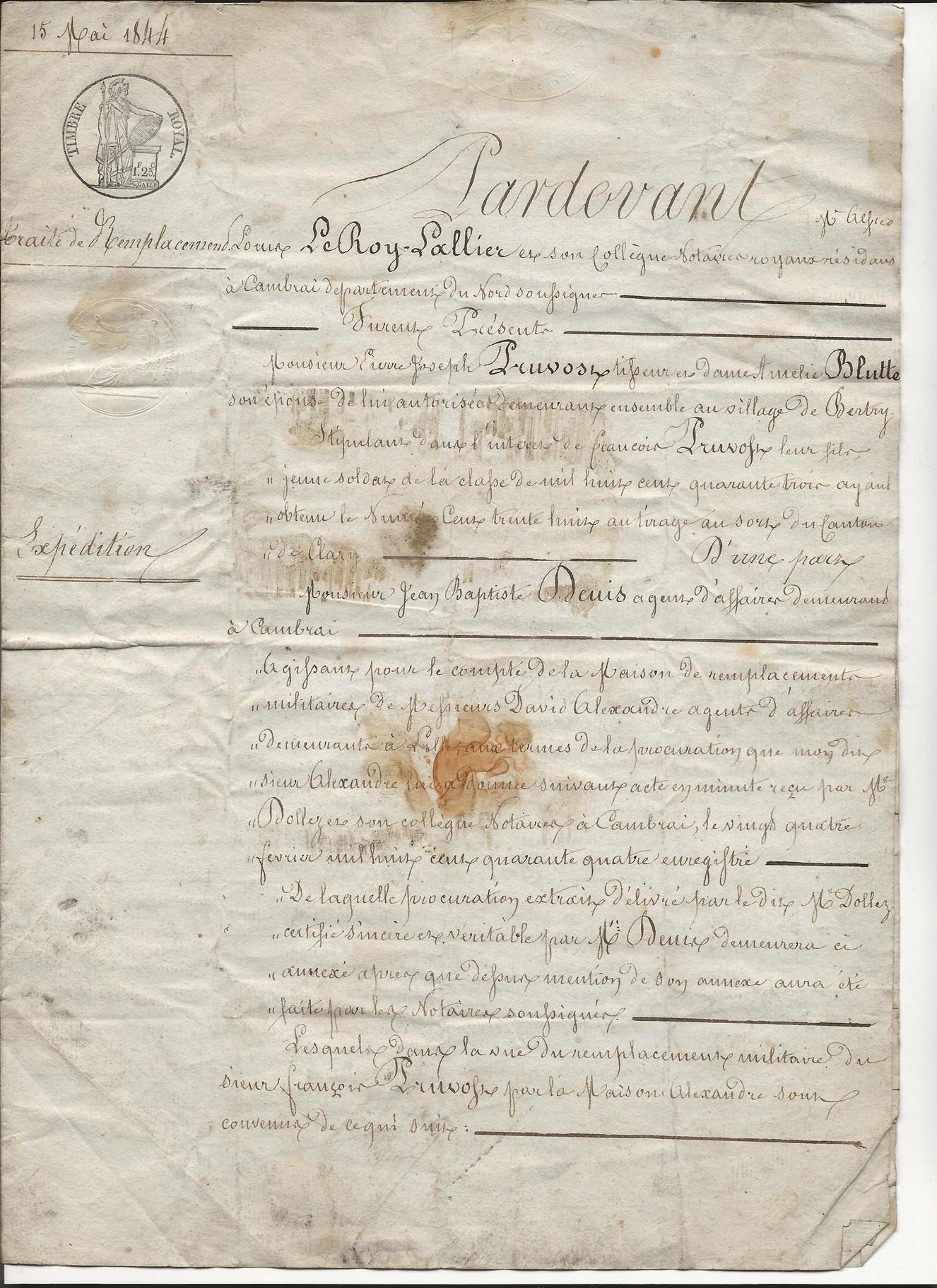 1844 retraite de remplacement de francois pruvot 001