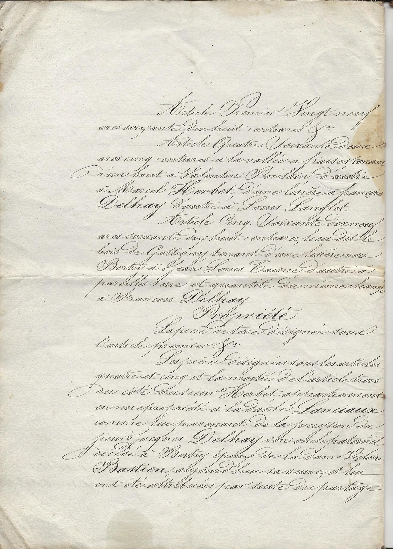1847 adjudication terres lanciaux pruvot 002