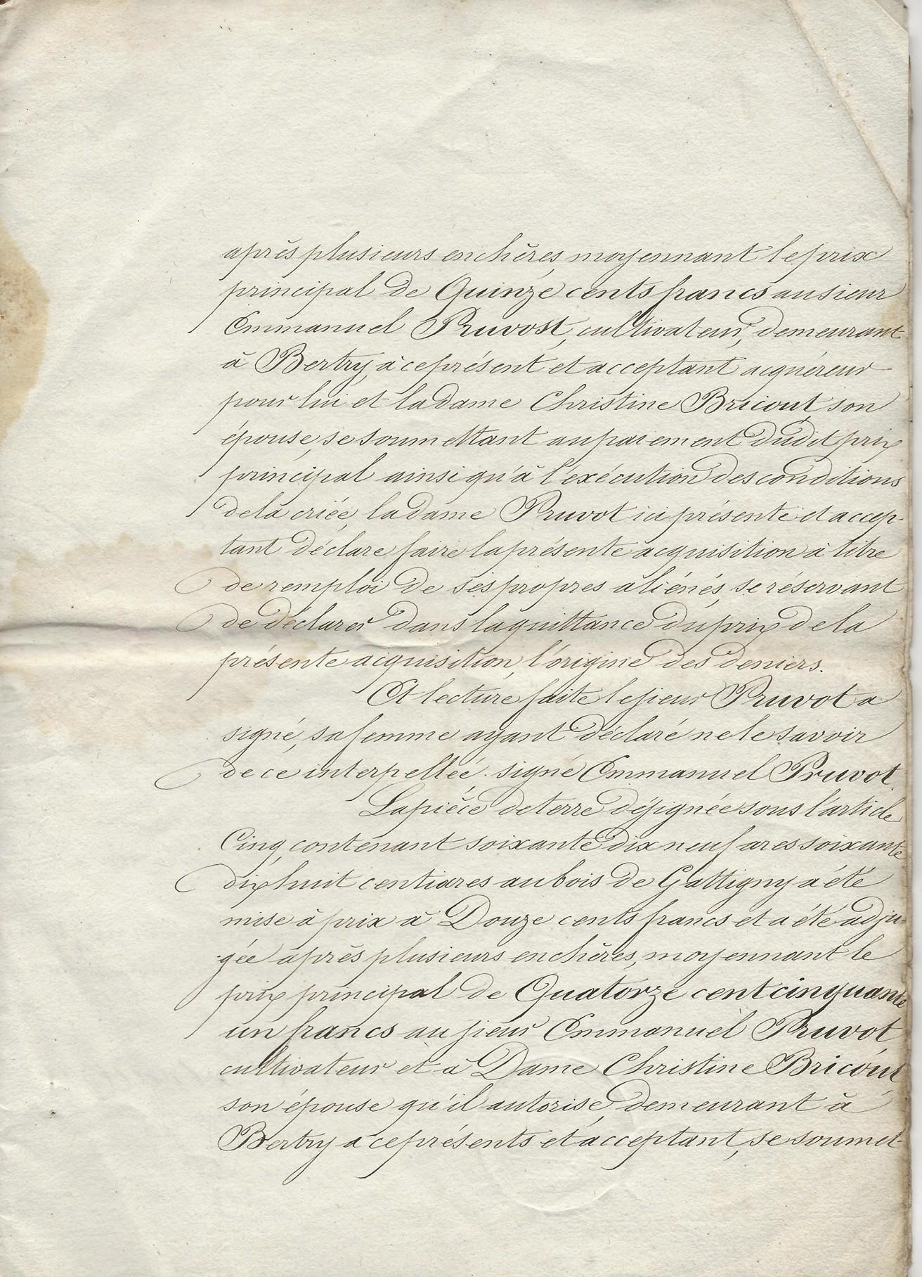 1847 adjudication terres lanciaux pruvot 007