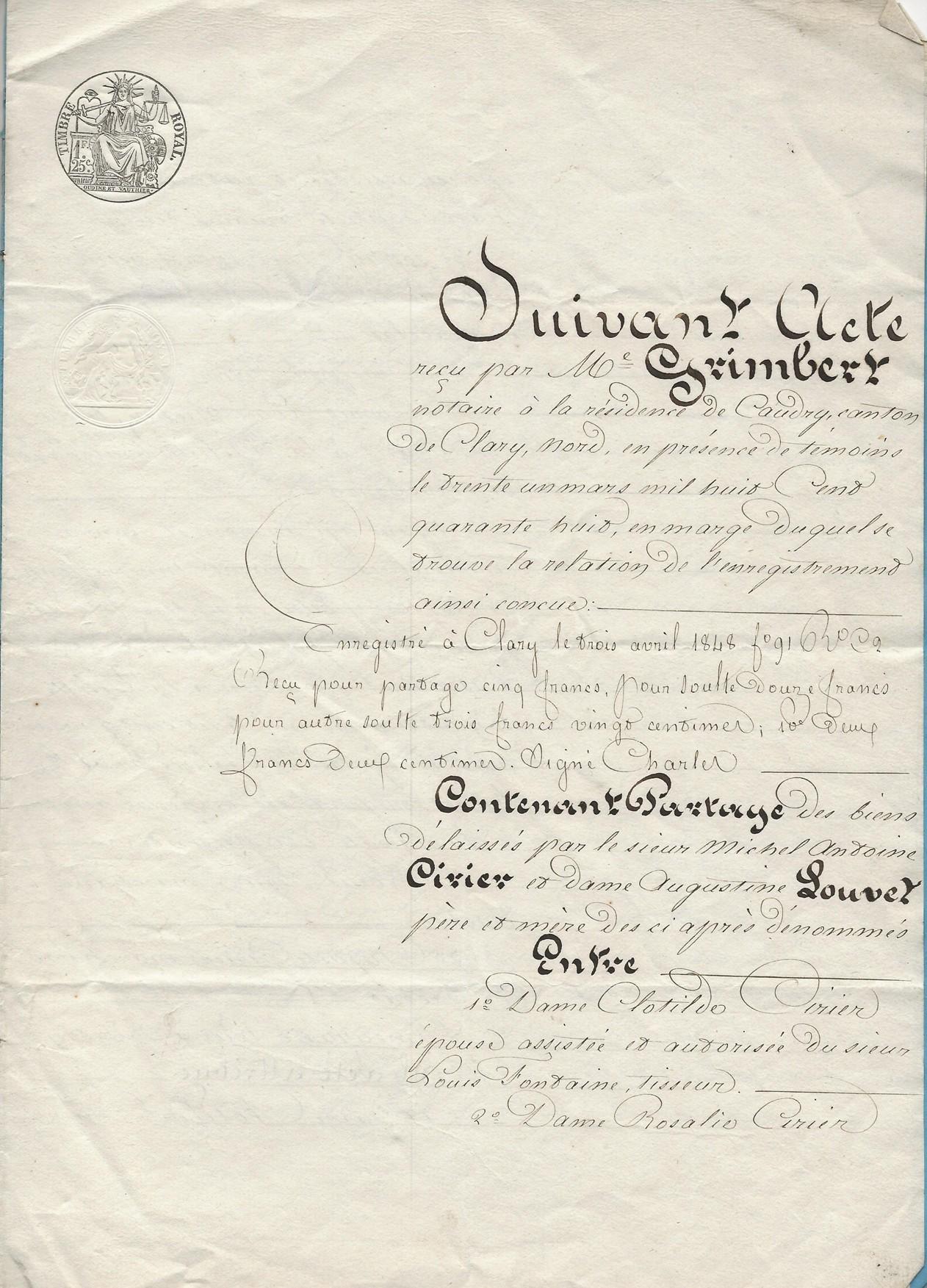 1848 succession michel antoine ciriez louvet 001