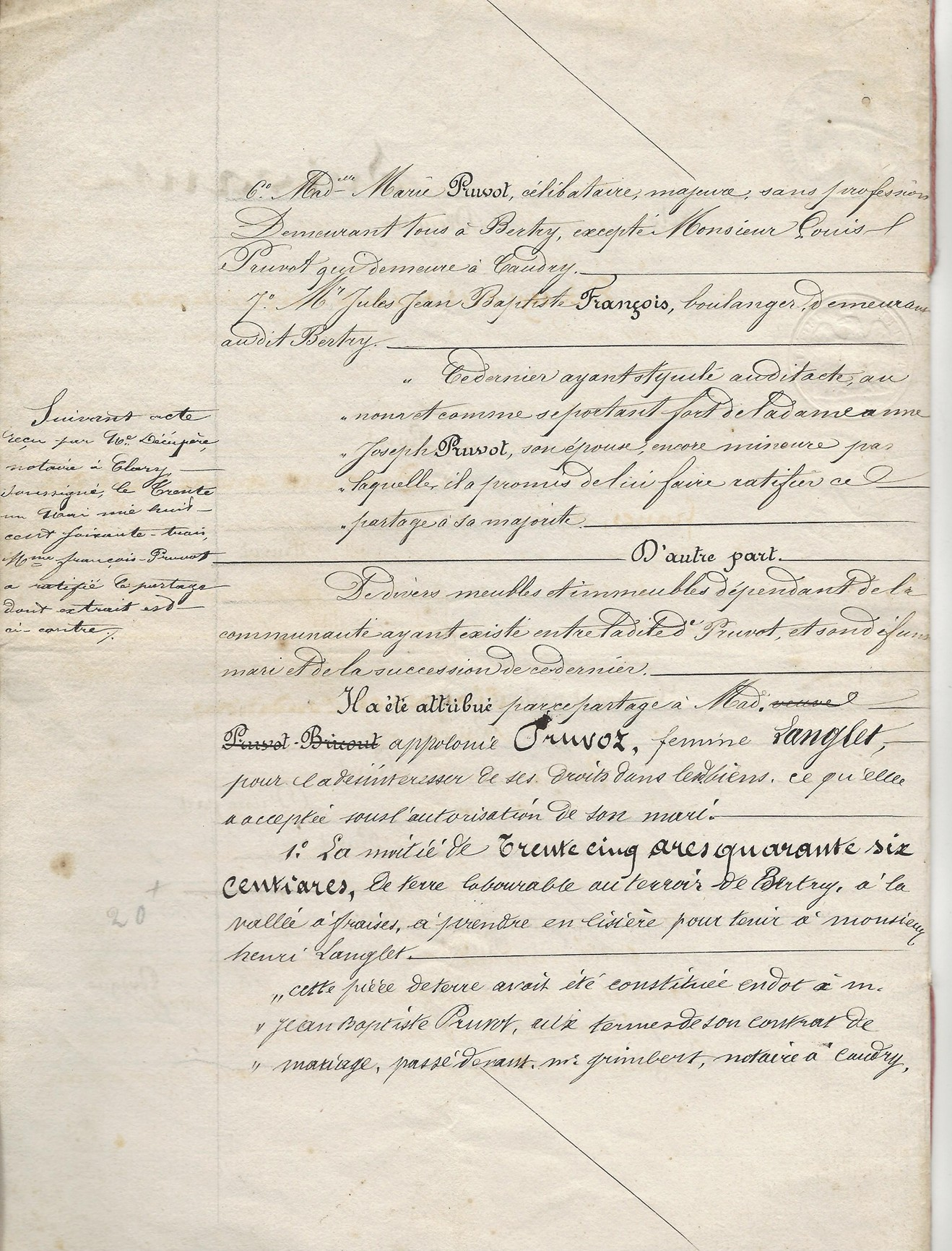 1863 partage ch bricout vve pruvot 002