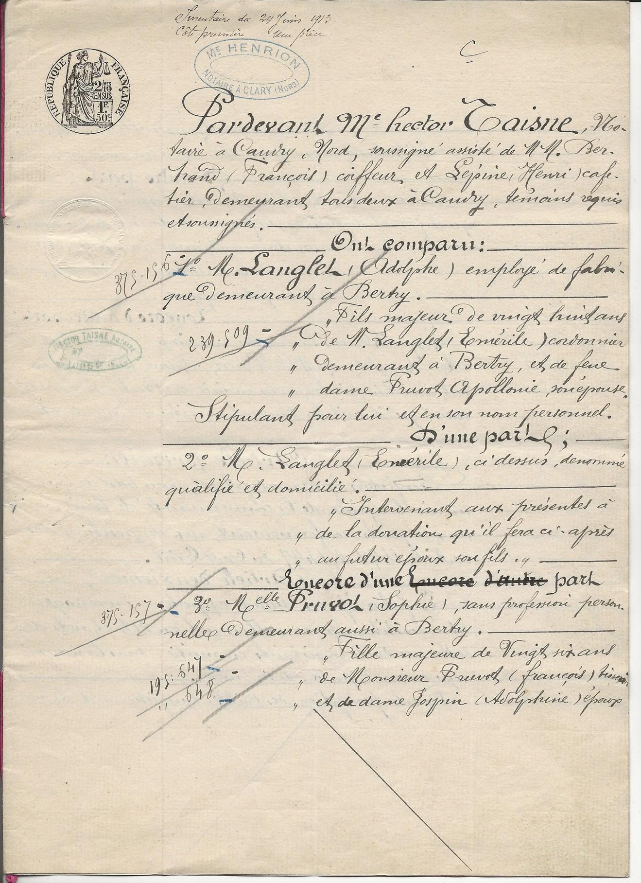 1889 ct mge lenglet adolphe x pruvot sophie 001