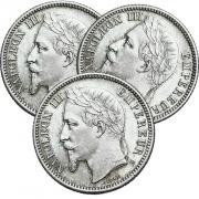 3 francs
