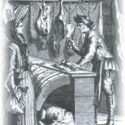 Boucherie d autrefois