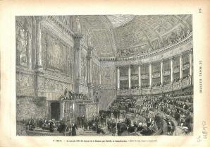 Chambre des députés 1879