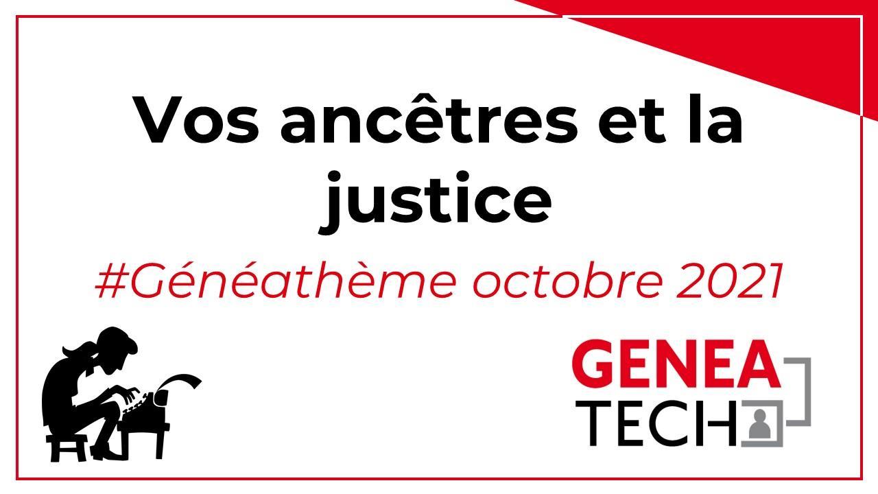 Geneatheme octobre