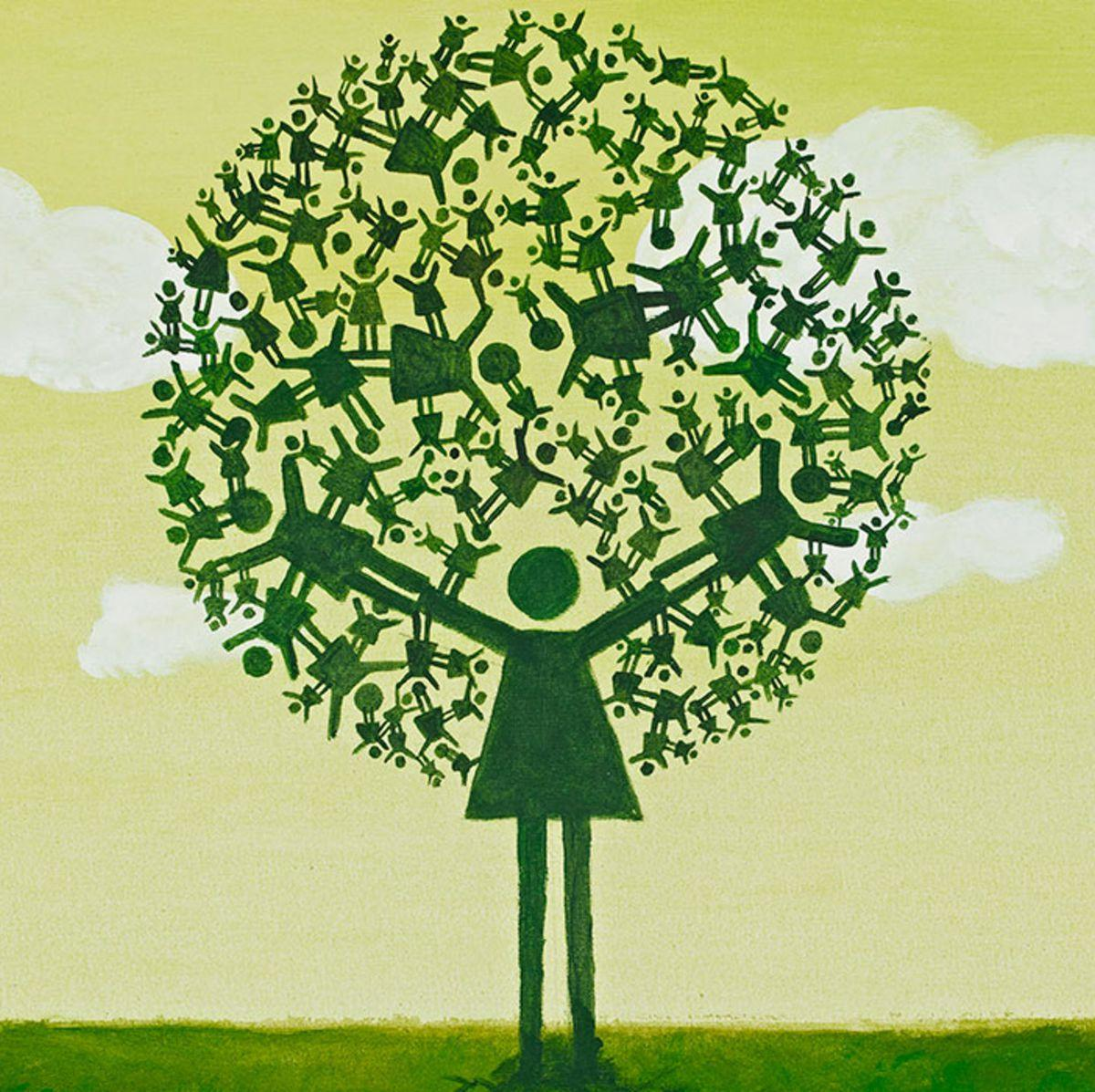 Psychogenealogie traquer les secrets de famille