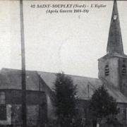 St souplet eglise